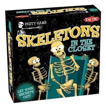 Семейная настольная игра Tactic Скелеты в шкафу