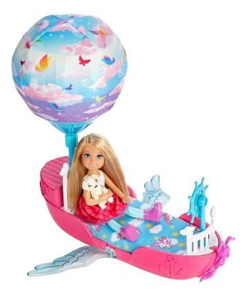 Игровой набор Mattel inc Кукла Челси с кроваткой