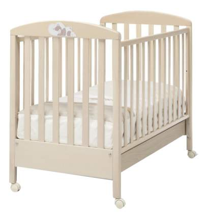 Кровать Erbesi Dormiglione Отбеленный