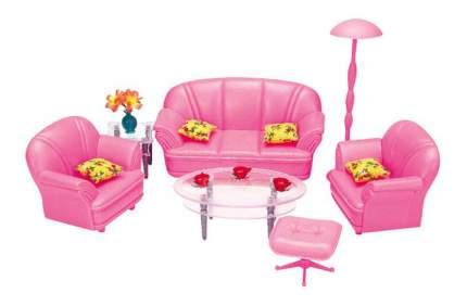 Гостиная 100224486 для кукольного дома S+S Toys