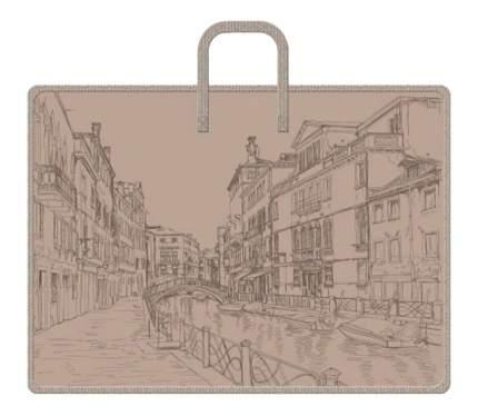 Папка для рисования Феникс+ Город