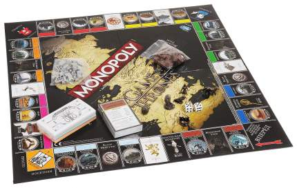 Настольная игра Winning Moves Монополия игра Престолов B61231210