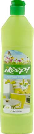 Чистящий крем soft iKeep! без запаха 700 г