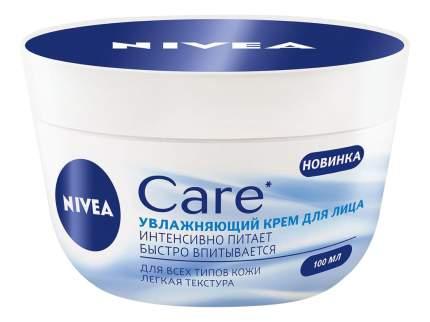 Крем для лица Nivea Care увлажняющий 100 мл