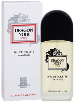 Туалетная вода DRAGON PARFUMS Dragon Noir Sport 100 мл