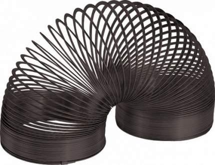 Игрушка-пружинка SlinkyСлинки ретро, черный металл СЛ8-1005