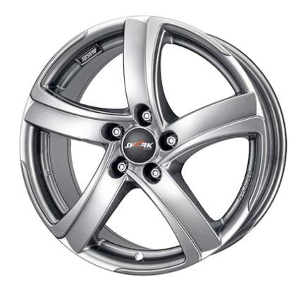 Колесные диски Alutec Shark R18 8J PCD5x120 ET35 D72.6 (WHS056618)