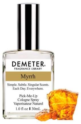 Духи Demeter Fragrance Library Myrrh 30 мл