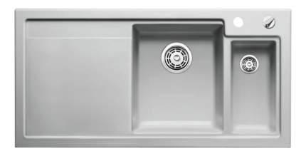 Мойка для кухни керамическая Blanco AXON II 6 S серый 516550 алюминий
