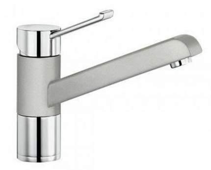 Смеситель для кухонной мойки Blanco ZENOS 517807 серый шелк
