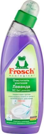 Очиститель унитазов Frosch лаванда, 750 мл