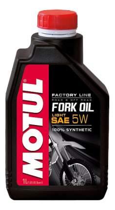Гидравлическое масло MOTUL 5w 1л 105924