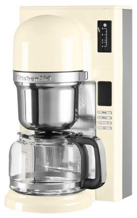 Кофеварка капельного типа KitchenAid 5KCM0802EAC Beige