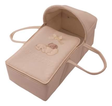 Люлька для переноски Baby Expert Cuccioli крем