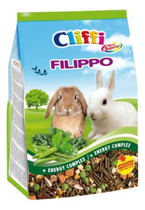Корм для кроликов Cliffi Filippo 2.7 кг 1 шт