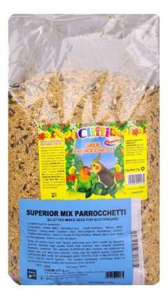 Основной корм Cliffi для длиннохвостых попугаев 5 кг, 1 шт