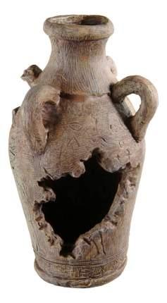 Декорация для аквариума Ferplast BLU 9148 Амфора, полиэфирная смола, 9х9х14,5 см