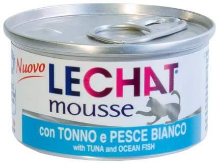 Консервы для кошек Lechat, тунец, 85г