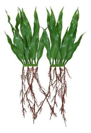 Hagen Растение-коврик пластиковое Мох яванский, 20 см (2 шт/уп)