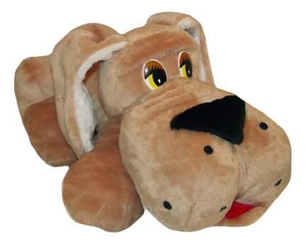 Мягкая игрушка Весна Собака 2 со звуковым устройством