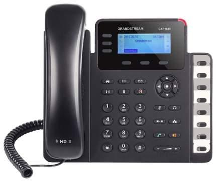 Телефон IP Grandstream GXP1630 черный