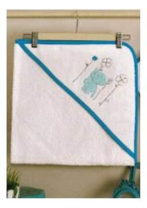 Полотенце детское Kidboo Elephants Blue