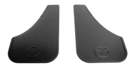 Комплект брызговиков Norplast Mazda NPL-Br-55-01