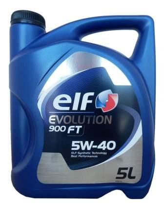 Моторное масло elf 900 FT 5W-40 5 л