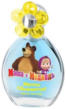 Детская душистая вода Маша и Медведь «Мечты Сбываются!» 35 мл