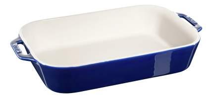 Форма для запекания Staub 40511-149-0 34х24 см, синяя