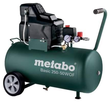 Поршневой компрессор Metabo Basic 250-50 W OF (601535000)