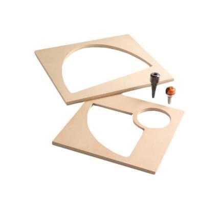 Комплект для копировально -фрезерных работ S=12mm (4 PCS) CMT BTS-002