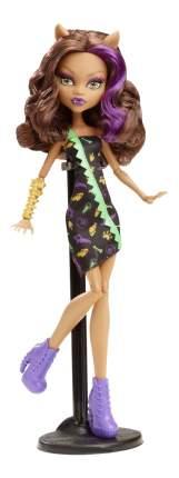 Коллекционная кукла Monster High Школа Монстров Клодин Вульф страшная экскурсия