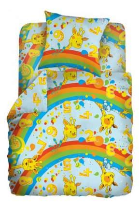 Комплект детского постельного белья Непоседа Бязь Кошки-мышки КДКм-1 Веселый счет