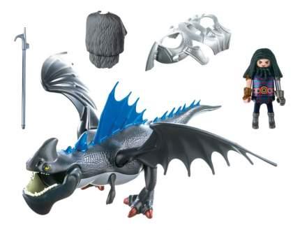 Игровой набор Playmobil PLAYMOBIL Драконы: Драго и Громокоготь