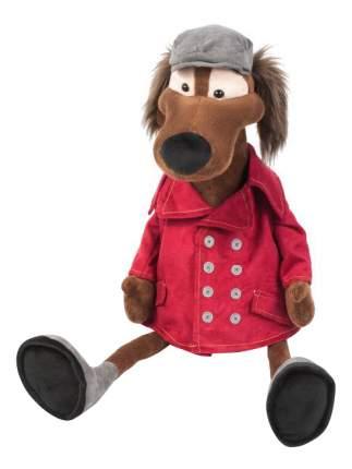 Мягкая игрушка Maxitoys Пес Шерлок в Куртке, 23 см
