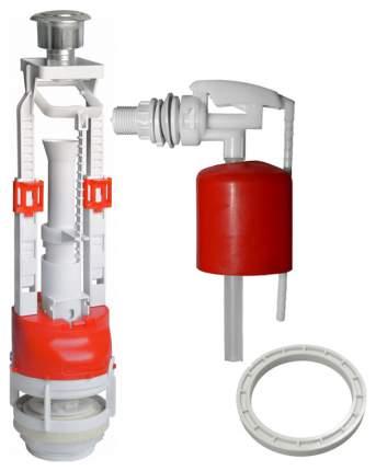 Сливная арматура для бачка 1 кнопочная Инкоэр СБ1-БпрН-А-В Р, 1 шт