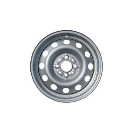 Колесный диск TREBL 5990 R14 5.5J PCD4x108 ET34 D65.1 (9112651)