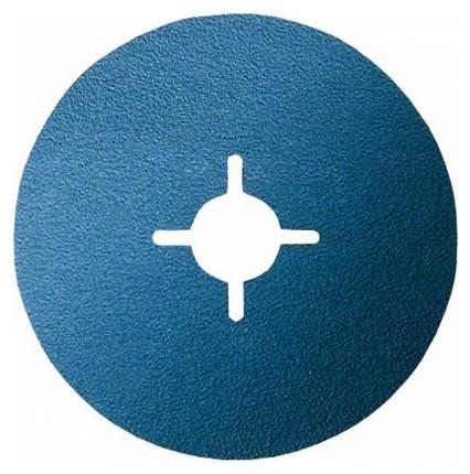 Круг фибровый Bosch125мм P80 Metal 2608606734