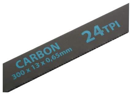 Полотна для ножовки по металлу GROSS 300 мм 24TPI Carbon 2 шт 77719