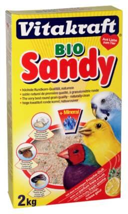 Наполнитель Vitakraft песок 2 кг анис, цитрус