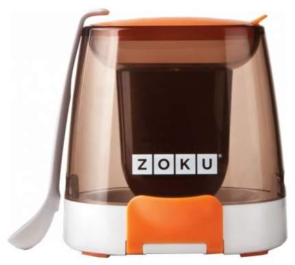 Набор для приготовления глазури Zoku ZK111 Chocolate Station Белый; коричневый; оранжевый