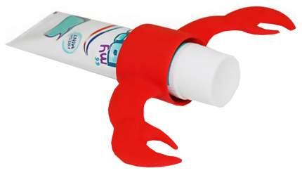 Держатель для зубной пасты J-me Lobster jme-070 Красный