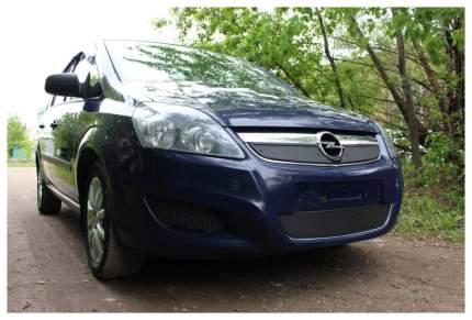 Защита радиатора Strelka для Opel (OPZAFB.08.BOT.BLACK)
