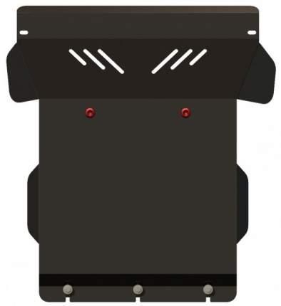 Защита двигателя Шериф для SsangYong (29.0907 V2)