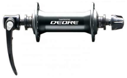 Втулка передняя Shimano Deore M615, 32 отв, C.Lock, с пыльником