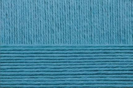 Пряжа для вязания Пехорка Элегантная 10 шт. по 100 г 250 м цвет 354 св,лагуна