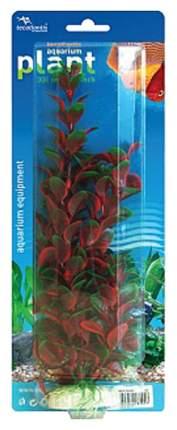 Искусственное растение Tecatlantis ветка 30см 6090 зеленый, красный