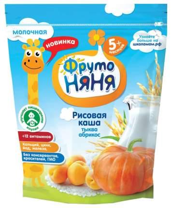 Каша молочная ФрутоНяня Рисовая с тыквой, абрикосом с 5 мес. 200 г
