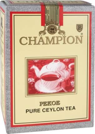 Чай черный Champion pekoe цейлонский 250 г